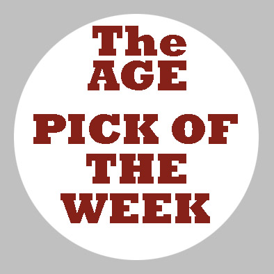 The Age Pick of the Week