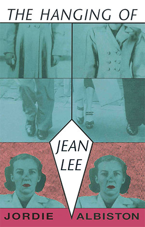 Cover of The Hanging of Jean Lee