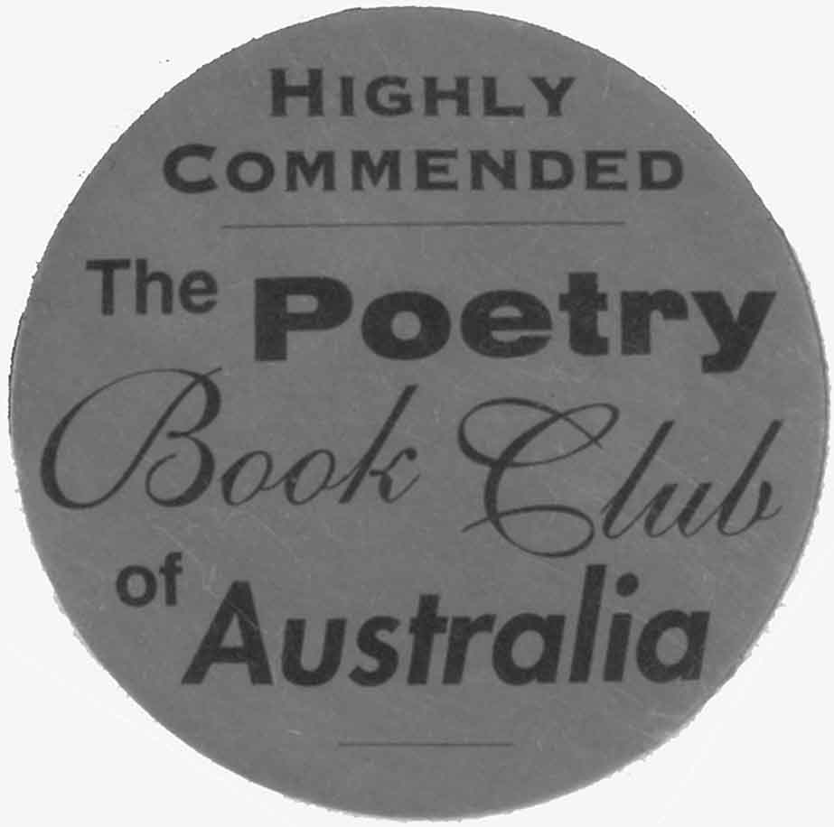 Highly commended Poetry Book Club