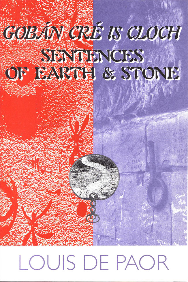 Cover of Sentences of Earth & Stone