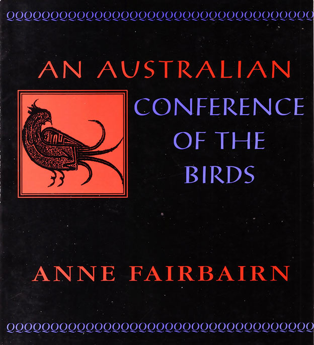 Cover of An Australian Conference of the Birds