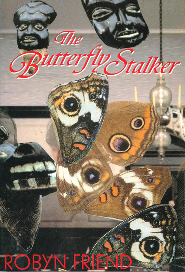 Cover of The Butterfly Stalker