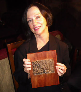 Jennifer Harrison wins Christopher Brennan Prize for Excellence in Poetry 2011