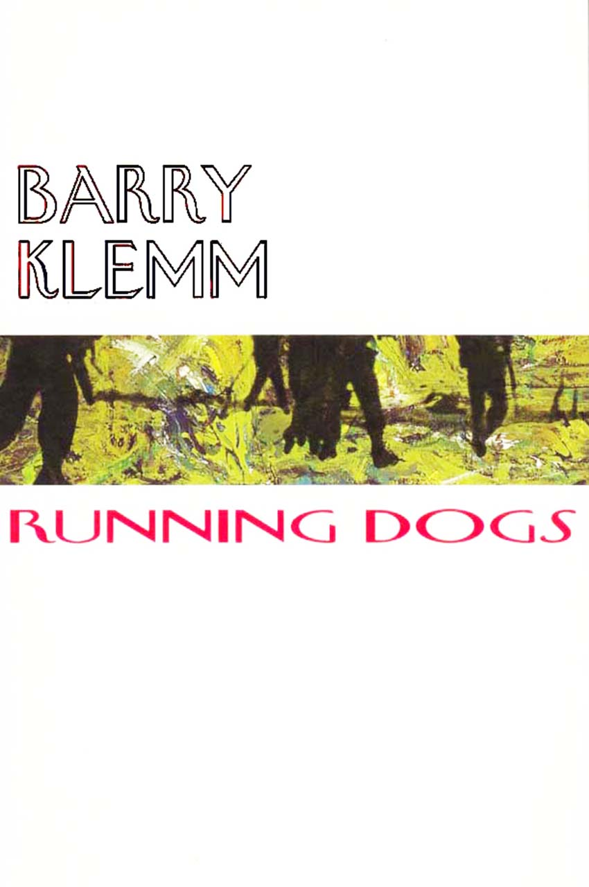 Cover of Running Dogs