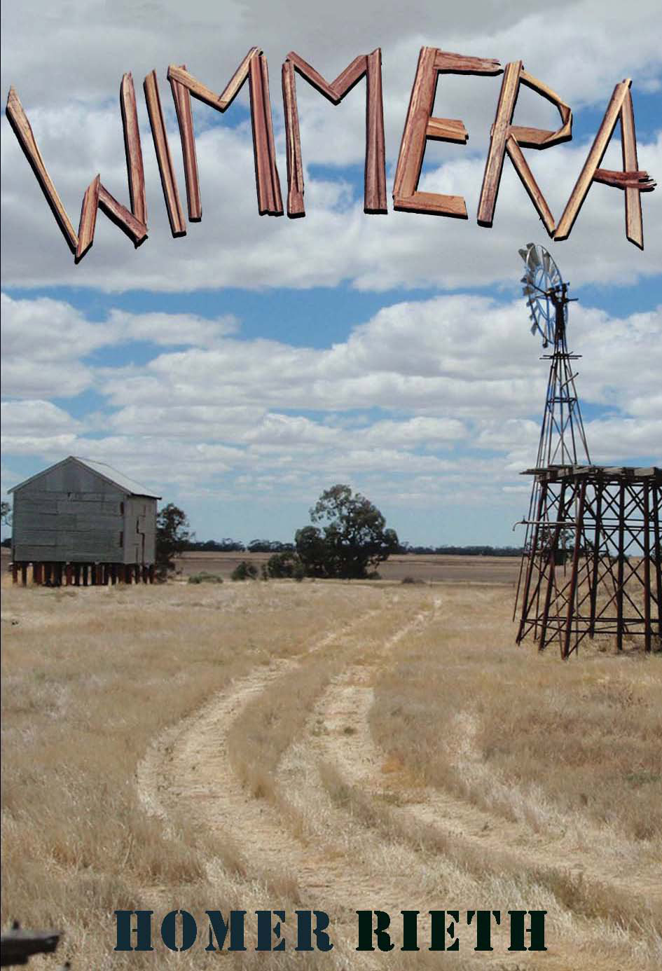Wimmera cover by Homer Rieth